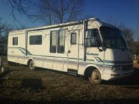 1997 Coachmen Catalina Model 340. 97 coachmen motor