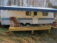 1997 Coachmen Catalina Lite 248 TB Travel Trailer This