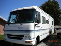 1997 Coachman Mirada 31ft, Class A Motor-home. As is,