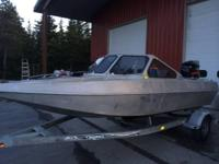 1997 Custom Svendsen New Zealand Style. 19 foot