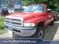 Options Included: N/ACARFAX 1-Owner. RAM 2500 TRUCK
