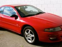 Options Included: This 1997 Dodge Avenger Is A Super