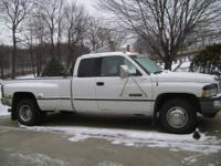 1997 Dodge dually with 12 valve cummins it has 66,000