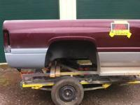 1997 Dodge truck box $700 or best offer.   Contact Dan