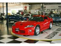 Very Low Mileage 1997 Dodge Viper GTS - The 1997 Dodge