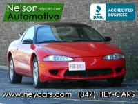 This Clean Carfax Eagle Talon is a very rare car and