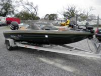 Description 19' Dyna-Trak Bass 19' DynaTrak Bass Boat ,