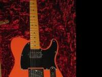 1997 california sesries telecaster with Andy Summers