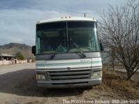 Model 34J. A great Class A coach to start your RVing