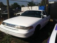 Parting out a 1997 Ford Crown Vic authorities