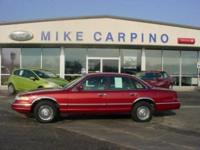 Options Included: N/A1997 Ford Crown Victoria, Power