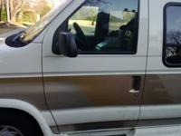 97 ford e 150 van for sale fully loaded, ac/heat tv 4