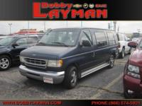 Options Included: N/A**Conversion Van with Low Low