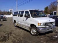 Great Van we traded in for a newer rental van we sold.
