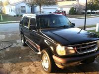 I am selling my 1997 Ford Explorer XLT for only 2,200