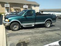FORD F-150 OFF ROAD 4X4  LARIAT PACKAGE