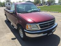 Exterior Color: maroon, Body: Pickup, Engine: V8 4.60L,