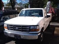 1997 FORD F 250 PICKUP     8-CYL-8FT BODY-POWER
