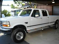 1997 FORD F-350 XLT WITH THE LEGENDARY POWERSTROKE 7.3L