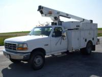 35FT.-WORKING HEIGHT , AUTOMATIC , V-8, 7.5L, GAS, ONAN