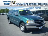 Options Included: Rear Bench Seat, Power Door Locks,