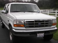 This is a 1997 Ford F250 Super crew (4 door), 6.5' bed,