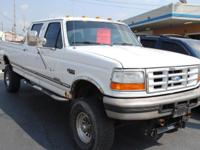 Options Included: N/ANADA book value $11,050 4wd T.D.