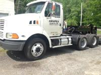 1997 Ford LTL 9000 Road Tractor. This truck currently