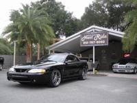 Options Included: N/AVERY CLEAN 1997 FORD MUSTANG SVT