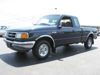 Options Included: N/A1997 Ford Ranger/ SuperCab/ Short