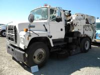 1997 Ford Street Sweeper Diesel engine, auto trans John