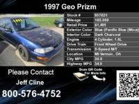 Call Jeff Cline at . Stock #: 937021. VIN: