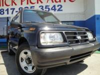 Options Included: Driver Air Bag Anti-Lock Brakes Air