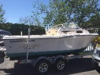 1997 Grady White 208 Adventure - 175 hp. Yamaha approx.