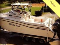Great Boat! This is a brand new listing, just on the