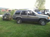 1997 Grand Cherokee Laredo. Just clicked 142k but still