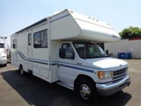 1997 GULF STREAM ULTRA 31FT MOTORHOME WITH FORD V10 6.8