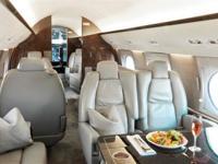 The Gulfstream V revolutionized long range corporate