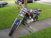 1997 Harley-Davidson Motorcycle XL1200 Approximately