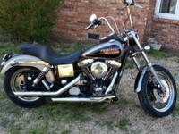 1997 Dyna Lowrider. Runs great. 35507 miles. Call