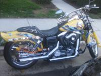 1997 Harley Davidson Dyna Wide Glide FXDWG18697