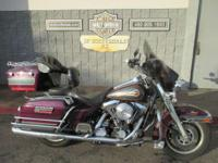 1997 Harley-Davidson FLHTC ELECTRA GLIDE CLASSIC