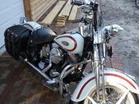 1997 Harley Davidson FLSTS Heritage Softail Springer.
