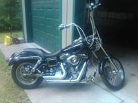1998 Harley Lowrider FXDL Motorcycle. Runs and drives