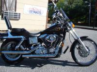 1997 Harley-Davidson FXDWG Wide Glide Evo 88cui Our