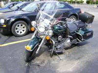 1997 Road King. 1340 Evo. 25,100 miles. Black and