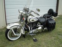 1997 Harley Heritage Springer FLSTS Low Miles-15,800!!
