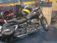 All custom Wide rear fender with custom rim. Custom