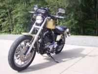 1997 Harley Davidson Sportster XL 1200 Sport 7,500