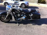 97 Harley Davidson Road King-Nice Condition-15,656